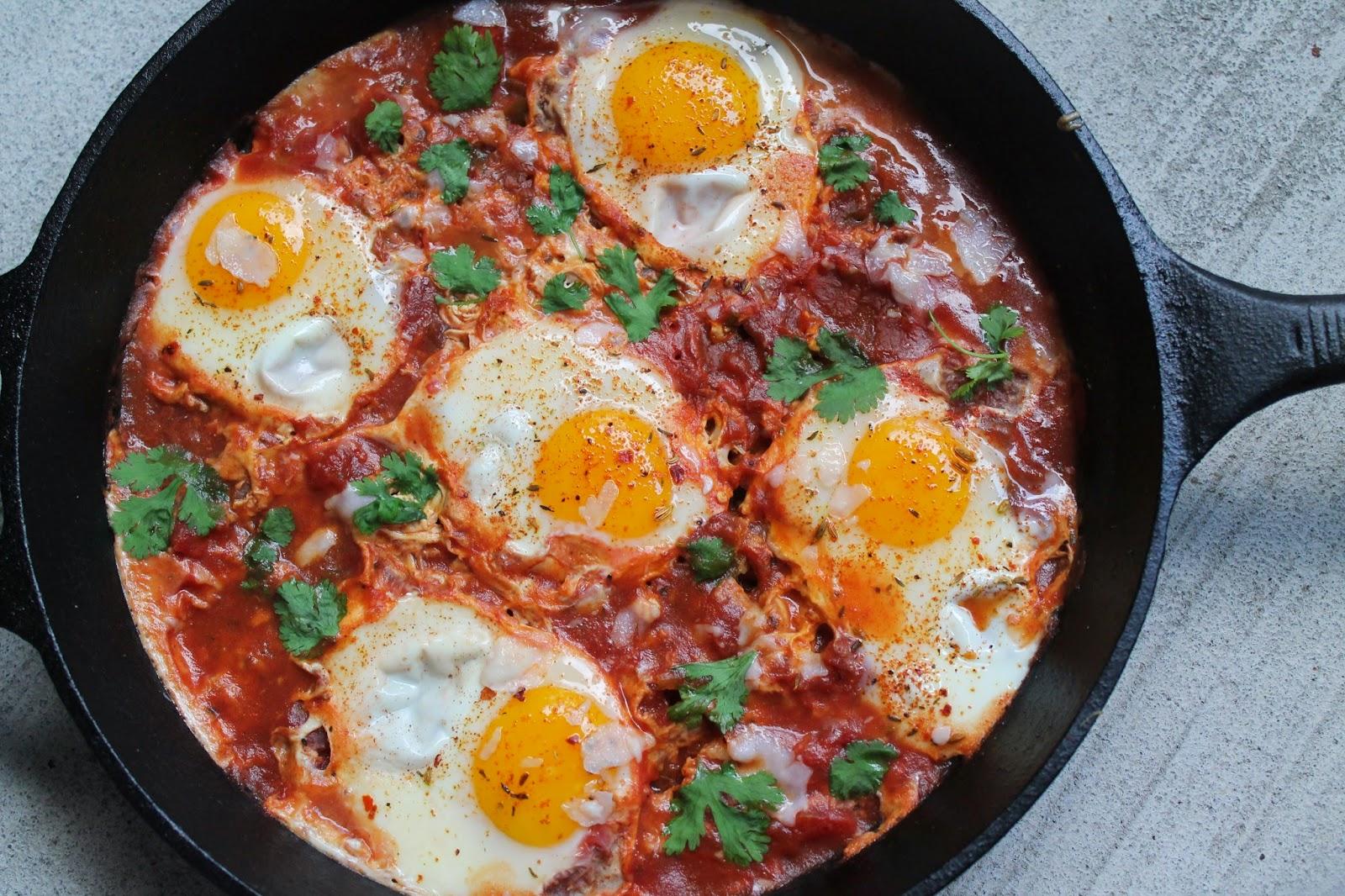 I Run For Wine: Shakshuka Recipe with Eggland's Best # ...