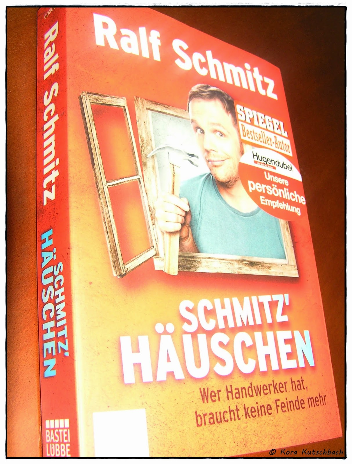 creativity first rezension schmitz 39 h uschen ralf schmitz. Black Bedroom Furniture Sets. Home Design Ideas