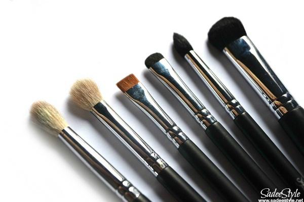 Sigma Beauty Premium Professional Brush Kit Review