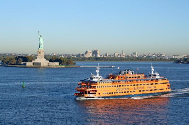 Staten Island Ferry : une activité gratuite à faire à New York