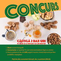 Castiga 2 baxuri de produse Cornelius