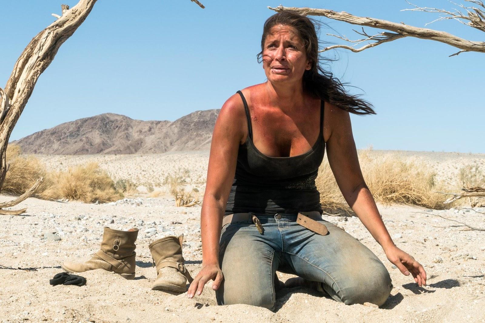Ofelia, en la midseason finale de la tercera temporada de Fear The Walking Dead