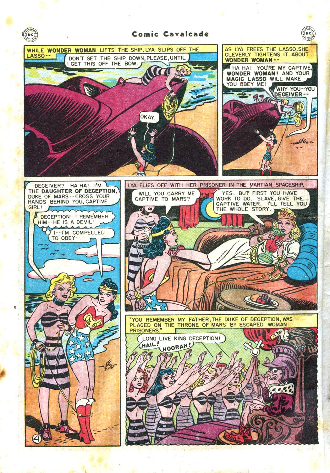 Comic Cavalcade issue 26 - Page 6