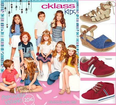 catalogo cklass kids pv 2016