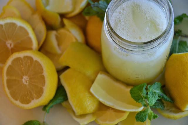 limonada proaspata furnizeaza organismului o cantitate mare de antioxidanti
