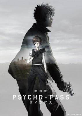فيلم انمى سايكو باس Psycho Pass Movie 1 Bluray بلوراي مترجم اون لاين