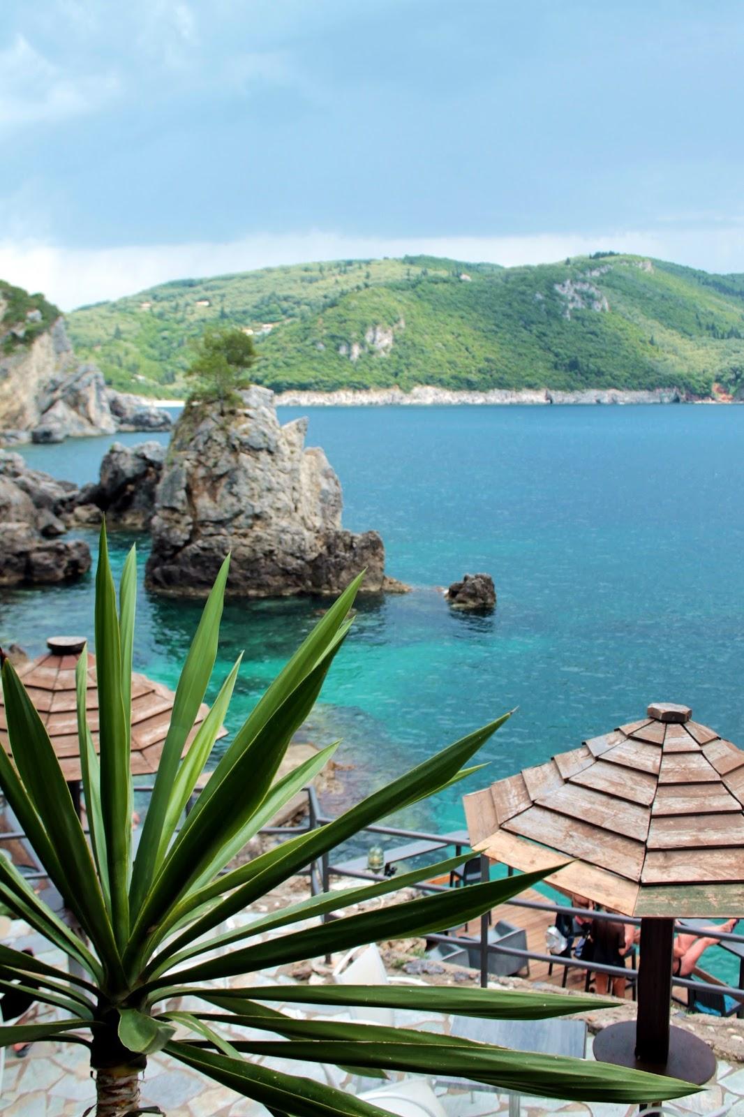 najlepsze plaże na Korfu