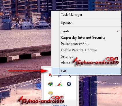 Cara Aktivasi Kaspersky Internet Security 2014 Offline