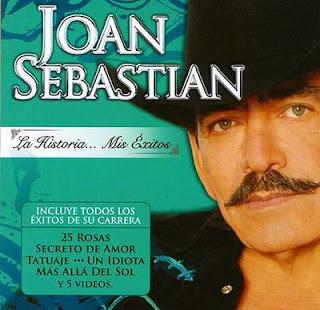 Joan Sebastian – La Historia… Mis Éxitos (2008)