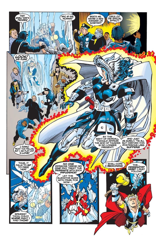 Thor (1998) Issue #35 #36 - English 25