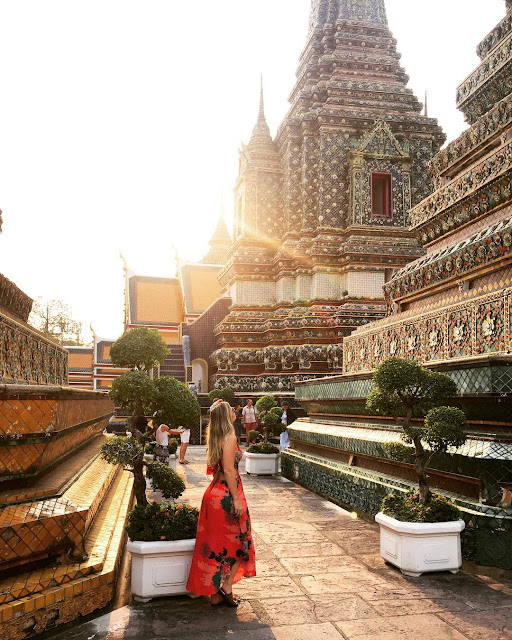 Top 3 Travel Vlog You Must See Before Traveling to Bangkok Thailand,Wat Pho, Bangkok Thailand