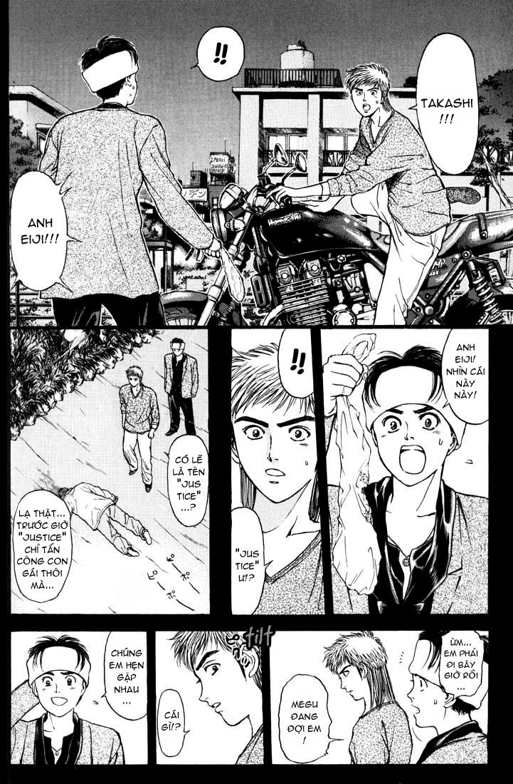 Psychometrer Eiji chapter 51 trang 13