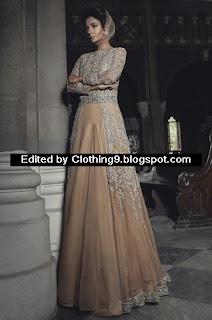 Mehroze Haute Couture Bridal Dresses 2015
