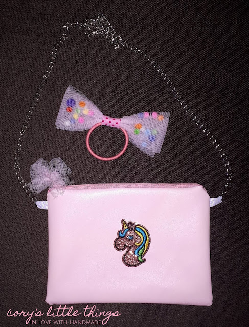 """The unicorn purse"""