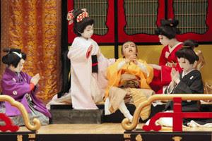 子ども歌舞伎観劇会