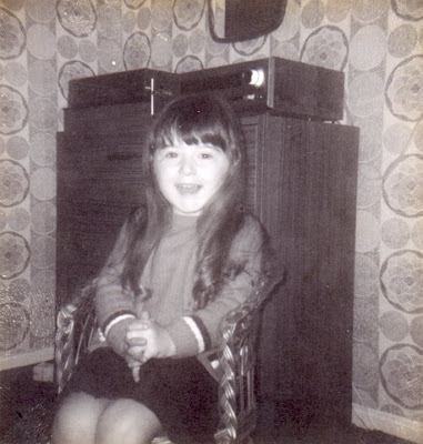 aged three or four