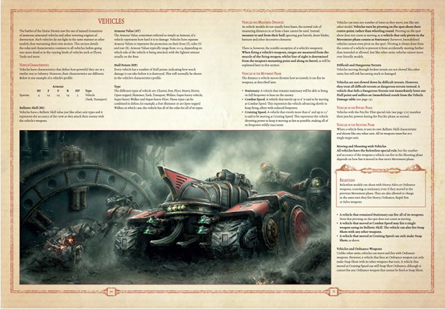 Horus Heresy: Age of Darkness Available Now With Previews