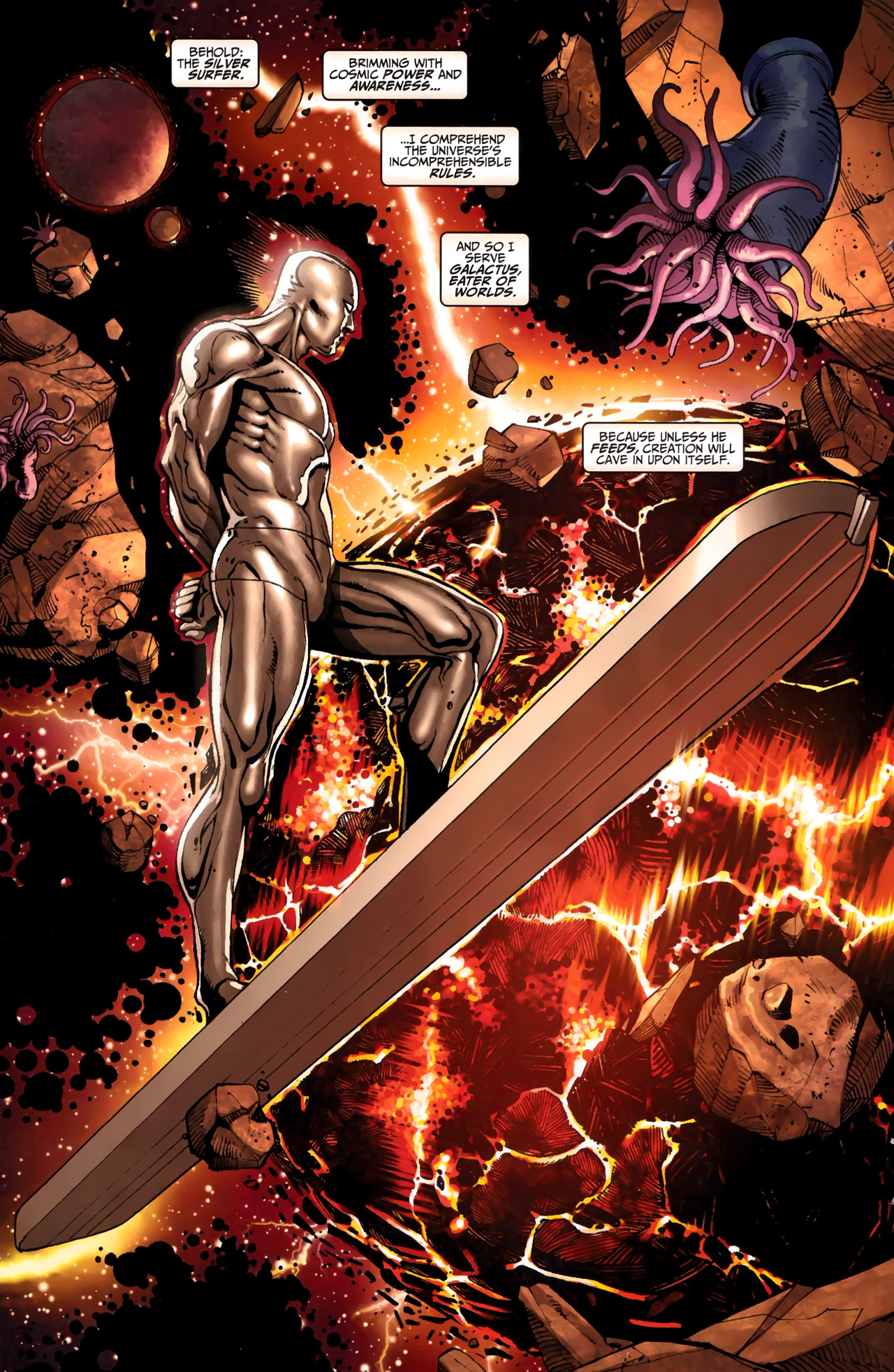 Read online Silver Surfer (2011) comic -  Issue #3 - 9