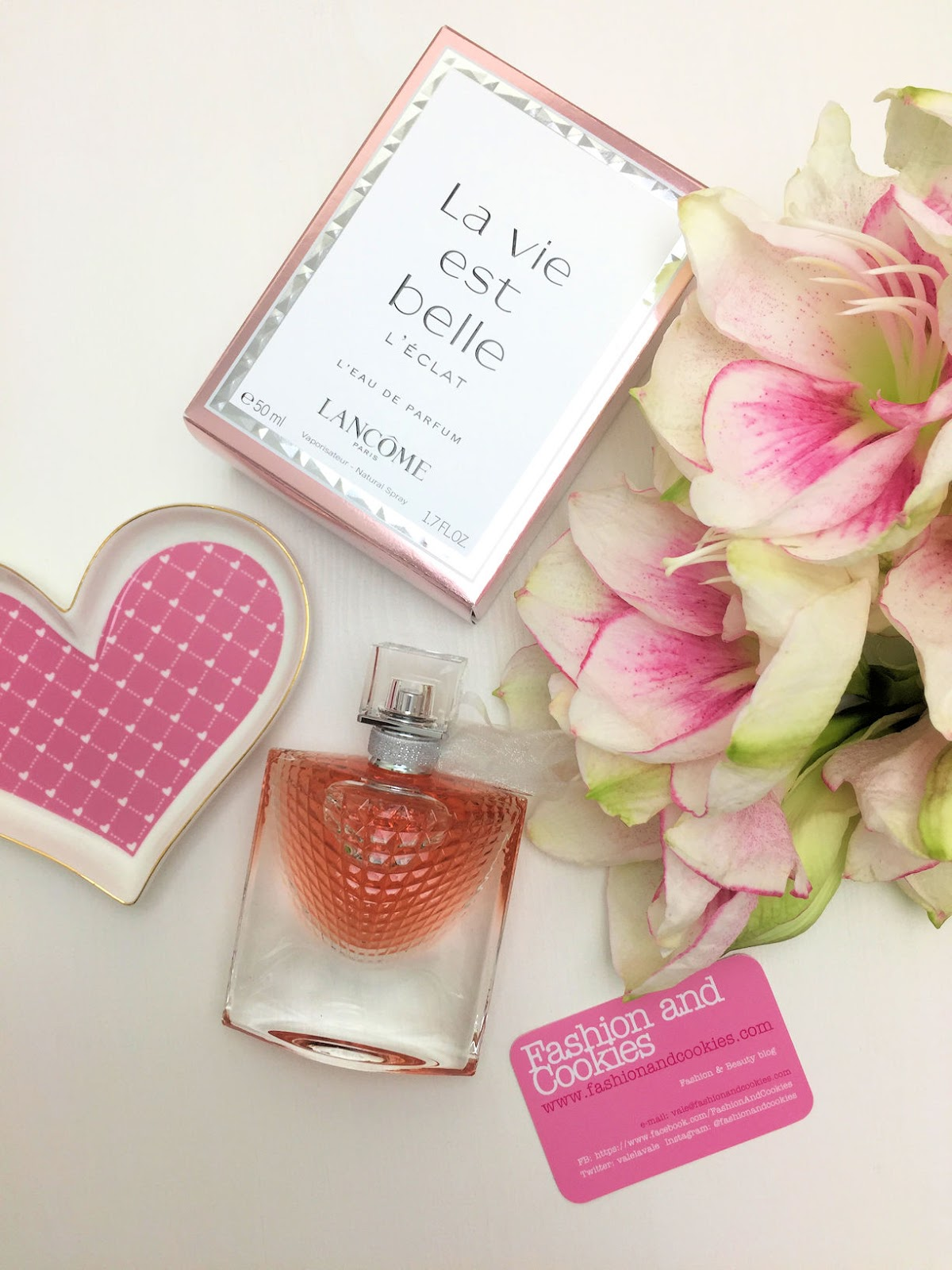 Lancôme La Vie Est Belle L'Eclat profumo da regalare su Fashion and Cookies fashion and beauty blog