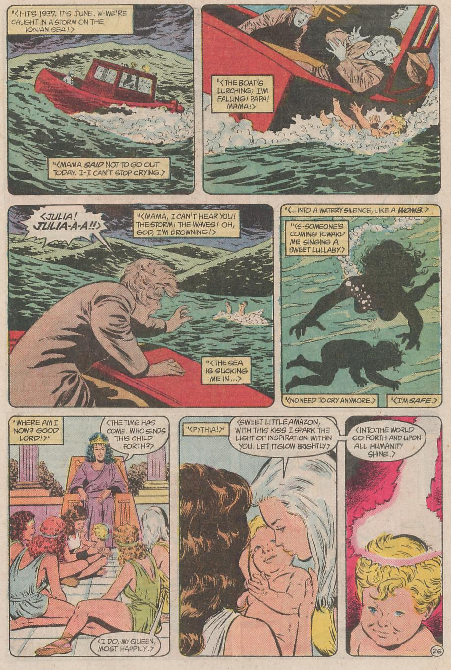 Read online Wonder Woman (1987) comic -  Issue # Annual 1 - 27