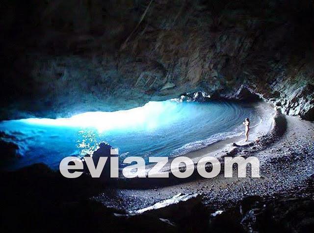 Εύβοια: Η παραλία που σε κάνει να την χαζεύεις για ώρες! (ΦΩΤΟ)