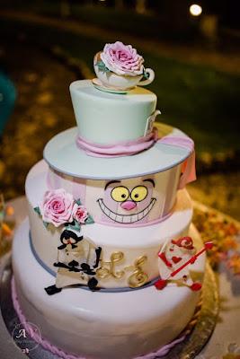 torta matrimonio villa valente