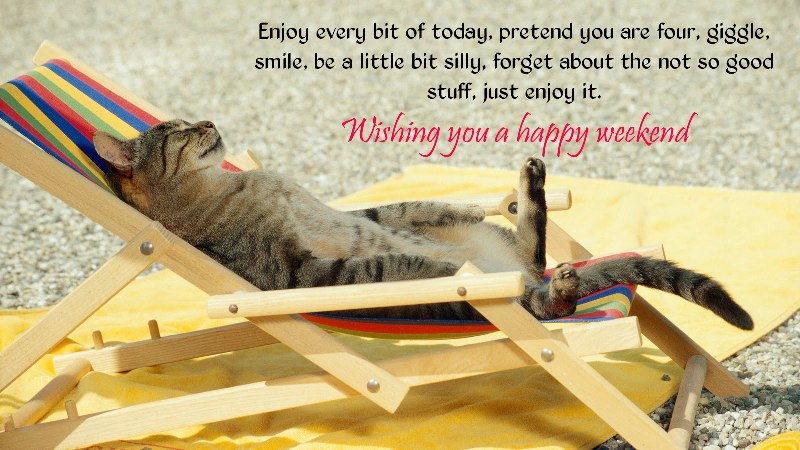 Happy Weekend | Nice Picture Quotes