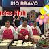 Abejas Club Río Bravo, en Muestra Gastronómica centro cultural Reynosa