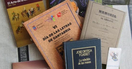 Cr nicas de mi ciudad actividades del d a del libro - Libreria cervantes torrelavega ...