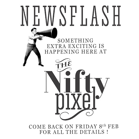 The Nifty Pixel| Thinking Outside the Square