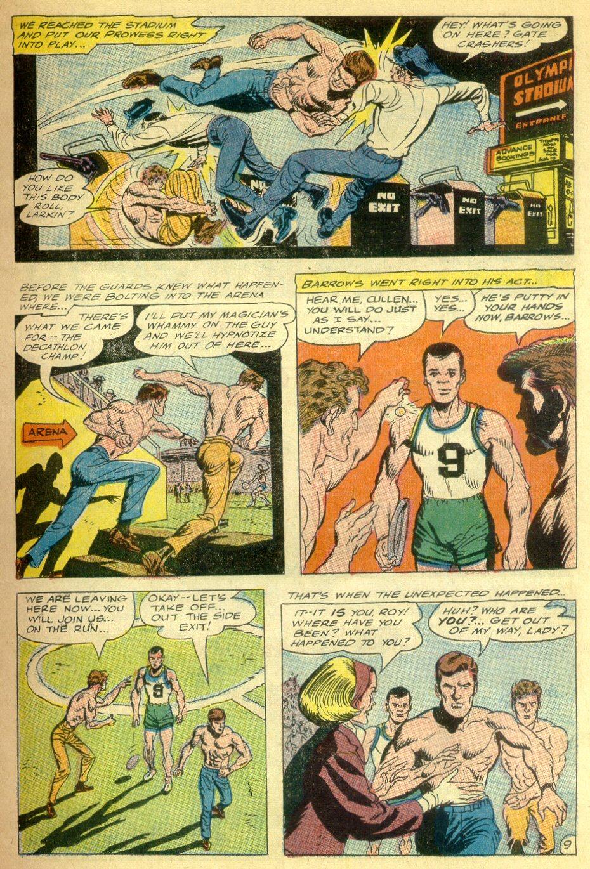 Strange Adventures (1950) issue 193 - Page 11