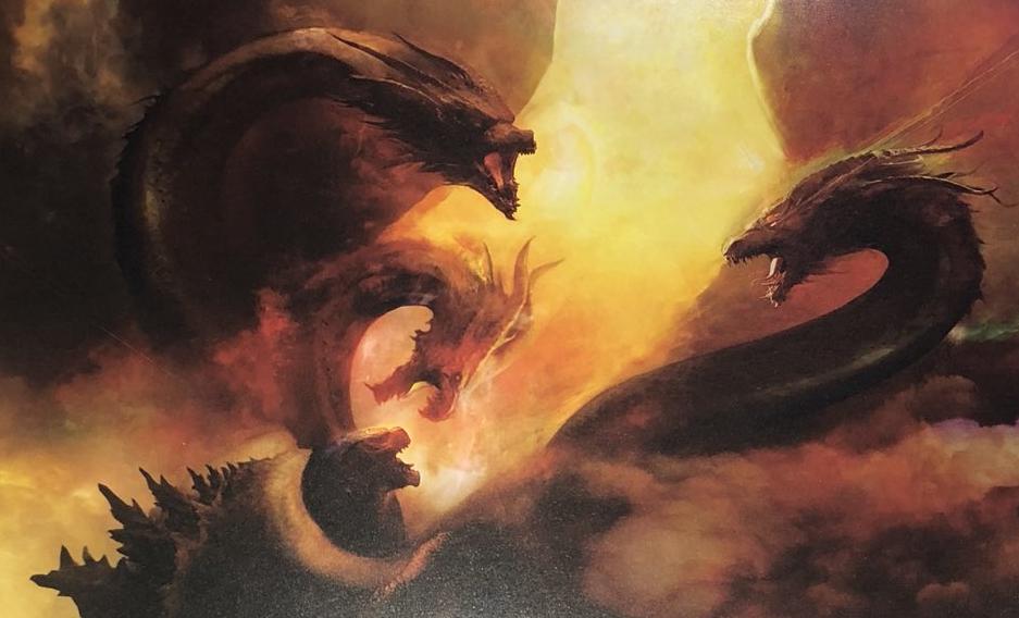 Chúa Tể Godzilla