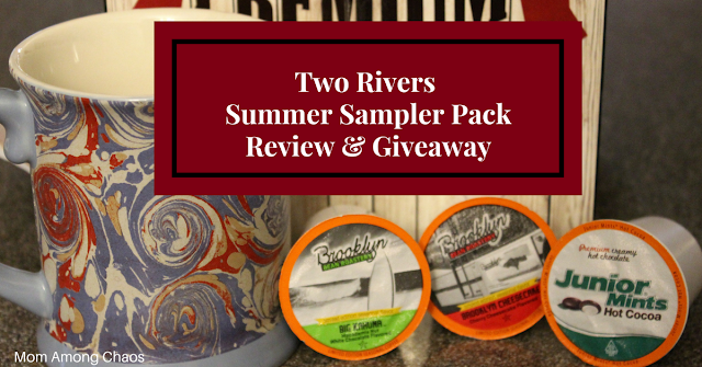 Two Rivers Summer Sampler Pack, giveaway, coffee