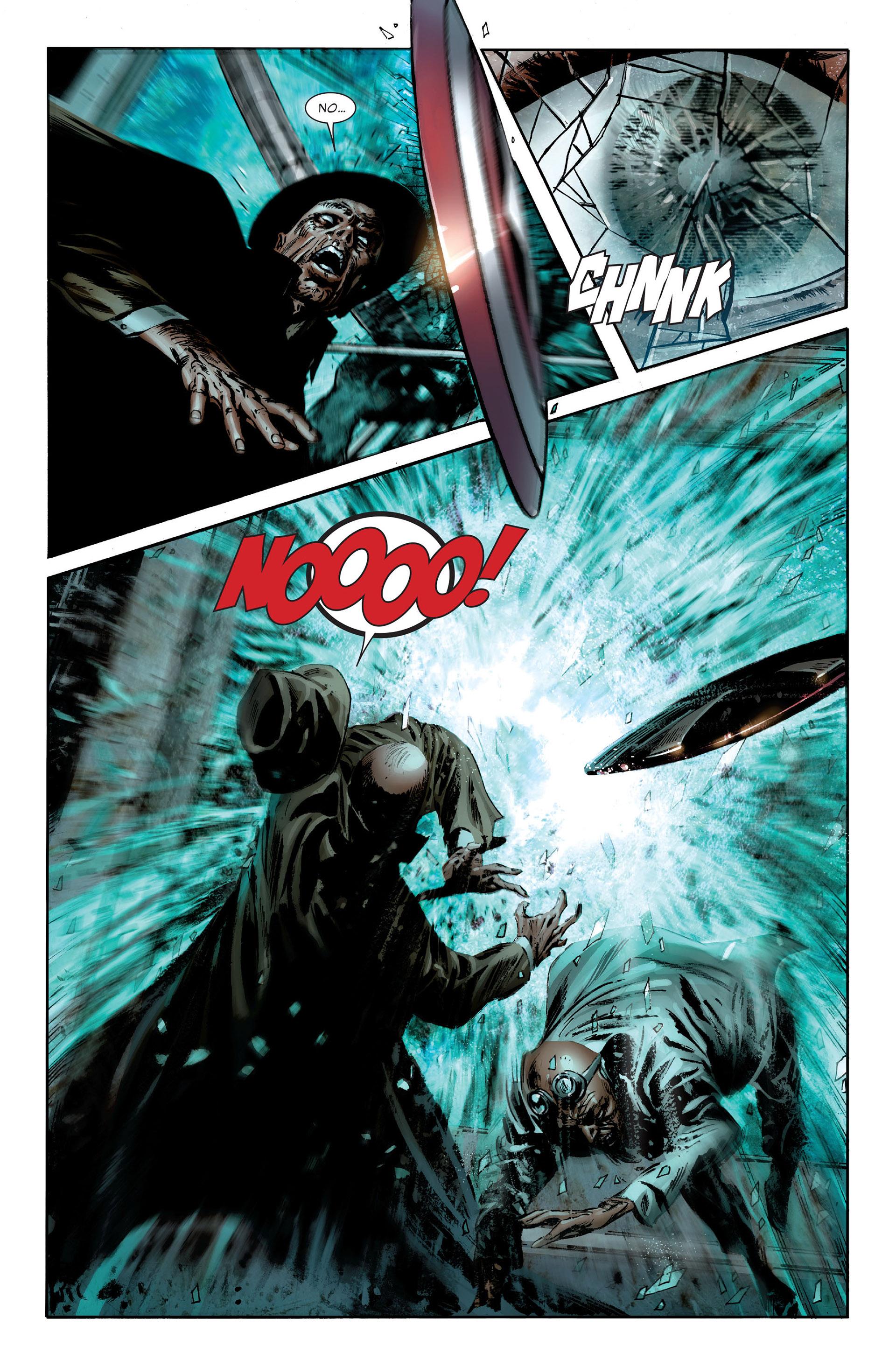 Read online Captain America (2005) comic -  Issue #48 - 8