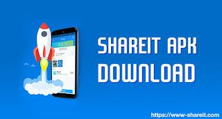 تحميل تطبيق SHAREit الاصدار الاخير 2018 للاندرويد