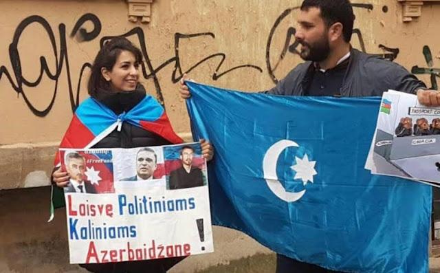 Arrestan al regresar a un asilado político en Azerbaiyán