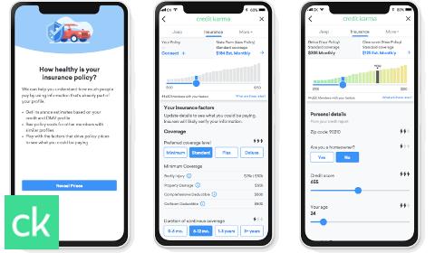 Application mobile Credit Karma
