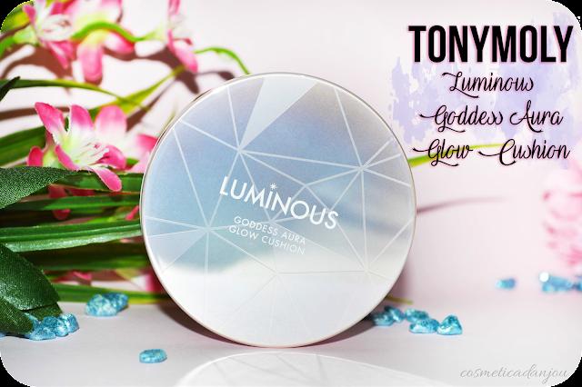 TONYMOLY Luminous Goddess Aura Glow Cushion SPF50+ PA+++ #1 Skin Beige Review