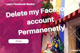 Delete my Faceɓook account Permanently #DeleteFacebook