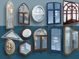 Нестандартные окна ПВХ Волгоград