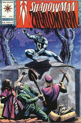 Shadowman: parte I – Universo Valiant primigenio