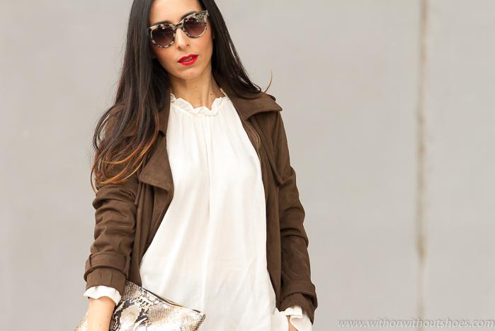 Blogger de Valencia de moda estilo con ideas estilismos