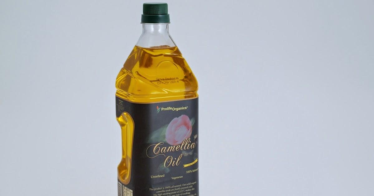 香港心腦保健會有限公司: 野生茶花籽油(Camellia Oil)簡介