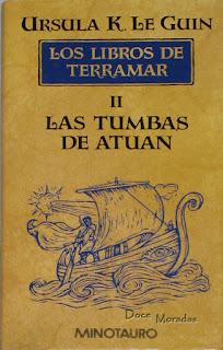 Las tumbas de Atuan / Ursula K. Le Guin
