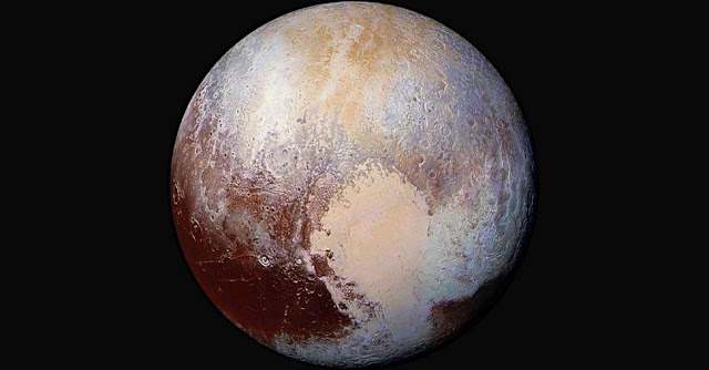 Pluto. Credit: NASA
