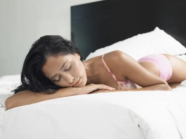 Posisi tidur tengkurap