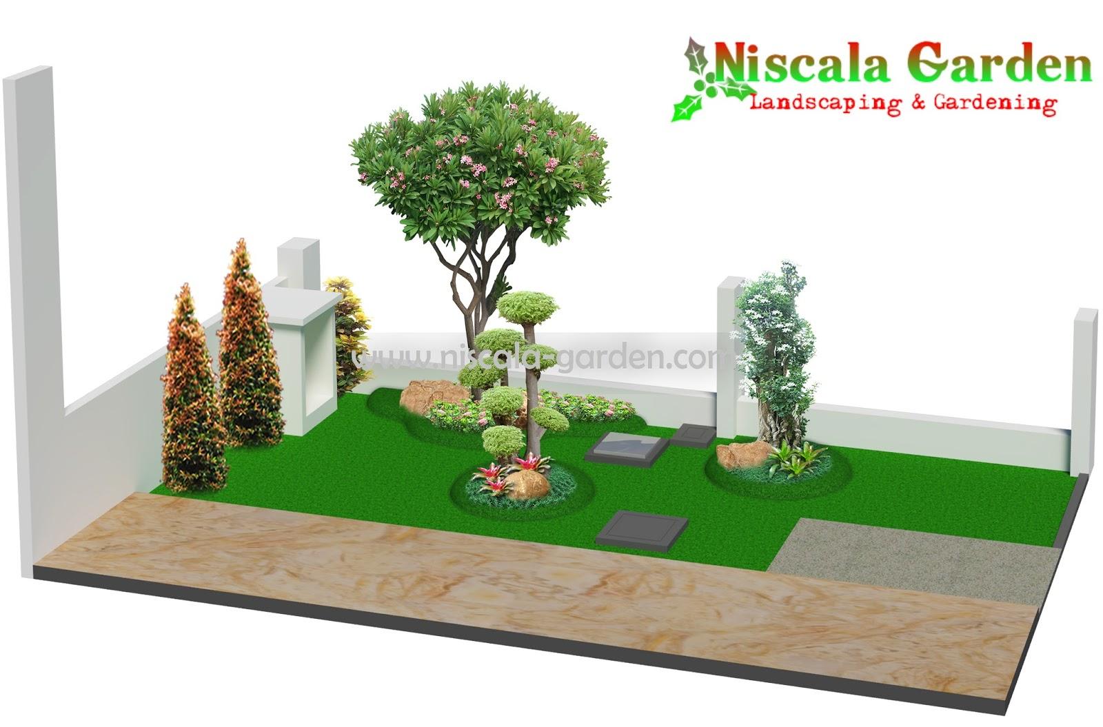Desain Taman Rumah
