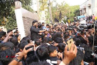 Tamil Actor Simbu (Silambarasan) Press Meet on Jallikattu Issue  0007.JPG