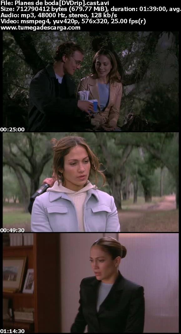 The Wedding Planner (Experta en bodas) (2001)
