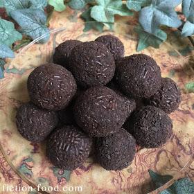 Fiction-Food Café: Hearty Truffles | The Legend of Zelda